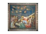 The Lamentation of Christ, circa 1305 Metal Print by  Giotto di Bondone