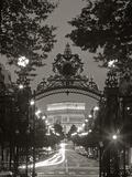 Arc de Triomphe, Paris, France Metal Print by Peter Adams
