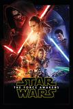 Star Wars The Force Awakens- One Sheet Kunstdrucke