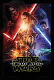 Star Wars The Force Awakens- One Sheet Prints