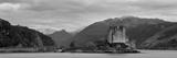 Eilean Donan Castle, Dornie, Lochalsh, Highland Region, Scotland, United Kingdom, Europe Reproduction photographique par Patrick Dieudonne