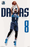 Dallas Mavericks - Deron Williams 2015 Poster