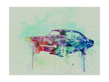 1968 Dodge Charger Metal Print by  NaxArt