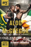 UFC 194- Aldo vs. Mcgregor Prints