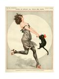 La Vie Parisienne, C Herouard, 1923, France Metal Print