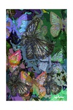 (Florida Is...) Butterflies Giclee Print by Xavier Cortada