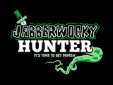Jabberwocky Hunter Poster by  Boots