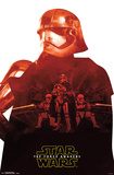 Star Wars Force Awakens - Captain Phasma Badge Print