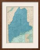 Eastern States II Art by  Piddix