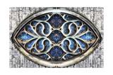 Gothic Window Eye, 2014 Giclee Print by Ant Smith