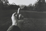 White House A Foto van Ai Weiwei