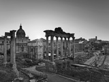 Roman Forum, Rome, Lazio, Italy, Europe Photographic Print by Francesco Iacobelli