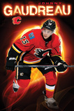 Calgary Flames - Johnny Gaudreau 2015 Prints