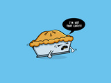 Not That Easy - Cute Pie Posters by  Boots