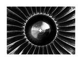 Turbine Metal Print by  Gudella