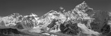 Himalaya Mountains, Nepal Photographic Print by  Panoramic Images