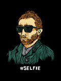 Van Gogh: Master of the Selfie Prints by  Boots