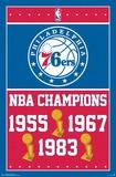 Philadelphia 76ers - Champions 2015 Posters