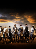 The Magnificent Seven, 1960 Metal Print