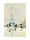 April in Paris Metal Print by Avery Tillmon