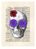 Sugar Skull Prints by Matt Dinniman