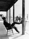My Darling Clementine, Henry Fonda As Wyatt Earp, 1946 Metal Print
