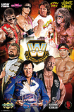 WWE Legends - Group 2016 Prints