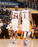 Indiana Pacers v Los Angeles Lakers Photo af Andrew D Bernstein