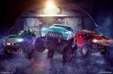 Monster Trucks - Monster Inside Print