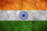 Flag Of India Metal Print by Miro Novak