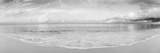 Waves on the Beach, Seven Mile Beach, Grand Cayman, Cayman Islands Photographic Print by  Panoramic Images