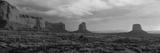 Sunrise, Monument Valley, Arizona, USA Photographic Print by  Panoramic Images