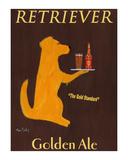 Retriever Golden Ale Édition limitée par Ken Bailey