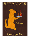 Retriever Golden Ale Limited Edition by Ken Bailey