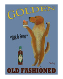 Golden Old Fashioned Limited Edition by Ken Bailey