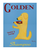 Golden Shampoo Limited Edition by Ken Bailey