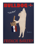 Bull Dog French Bakery Limited Edition by Ken Bailey