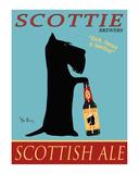 Scottie Scottish Ale Limited Edition by Ken Bailey