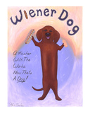 Wiener Dog Limited Edition by Ken Bailey