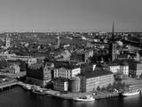 Riddarholmen, Stockholm, Sweden Photographic Print by Walter Bibikow