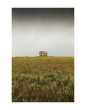 Abandoned Farmhouse Prints by Michael Hudson