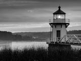 Maine, Doubling Point Lighthouse, USA Fotografisk tryk af Alan Copson