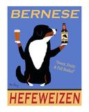 Bernese Hefeweizen Édition limitée par Ken Bailey