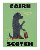 Cairn Scotch Édition limitée par Ken Bailey