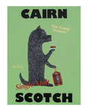 Cairn Scotch Edición limitada por Ken Bailey