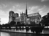 Notre Dame, Paris, France Fotografie-Druck von Jon Arnold