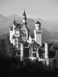 Neuschwanstein Castle, Fussen Bavaria, South Germany Photographic Print by Nigel Francis
