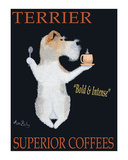 Terrier Superior Coffees Limited Edition by Ken Bailey