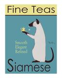 Siamese Fine Teas Limited Edition by Ken Bailey
