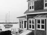 Harbour, Menemsha, Martha's Vineyard, Massachusetts, USA Photographic Print by Walter Bibikow